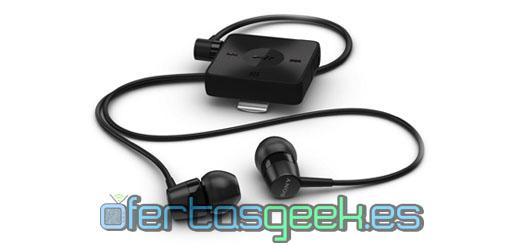 oferta auriculares adaptador bluetooth sony SBH20