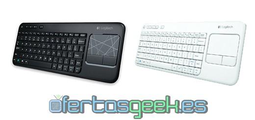 oferta-teclado-inalambrico-logitech-KB-K400