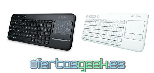 teclado Logitech KB K400 barato mejor precio