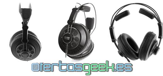 auriculares calidad precio SuperLux HD 668B