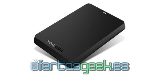 oferta toshiba disco duro 2 TB externo 3.0