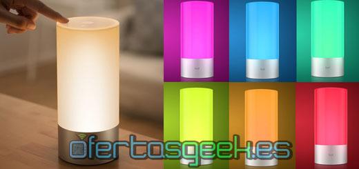 lámpara inteligente Xiaomi Yeelight barata