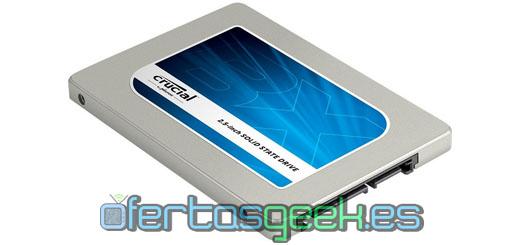 oferta disco duro SSD Crucial BX 100 250 GB barato