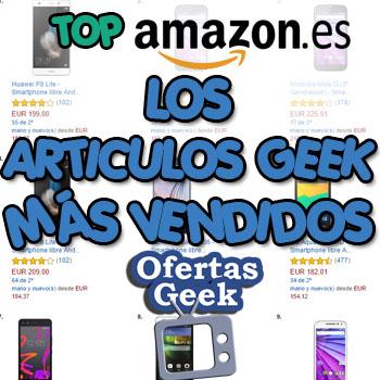 Los más vendidos en electrónica de Amazon